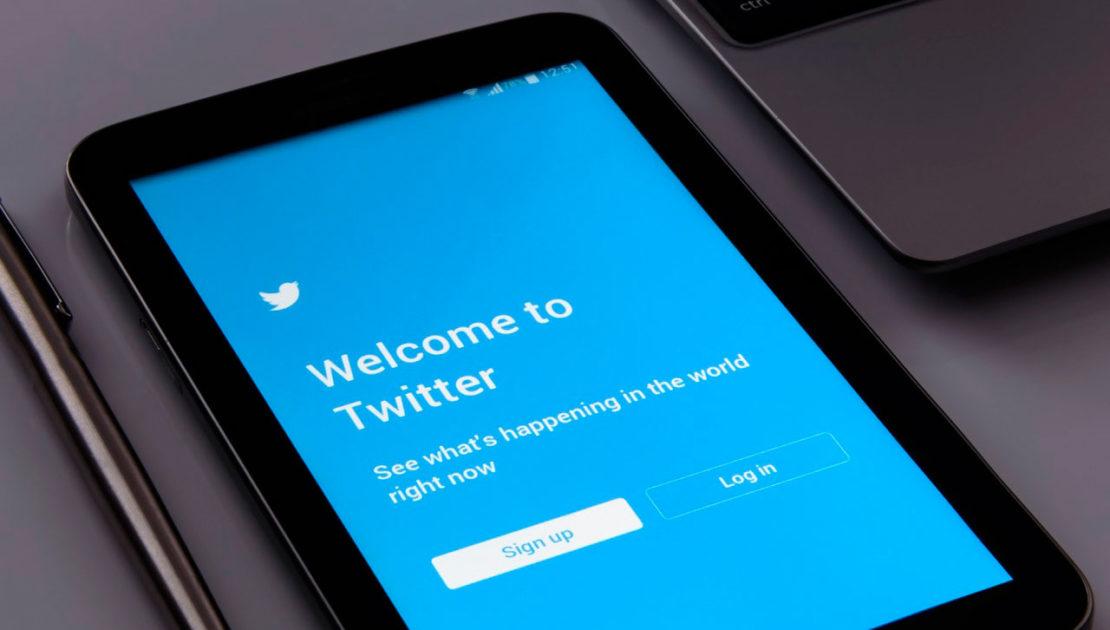 Dashboard de Twitter